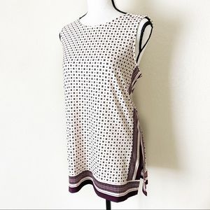 41 Hawthorn Patterned Tank TopSize Large